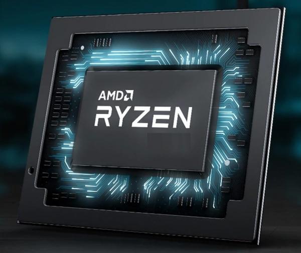 AMD Ryzen processeur