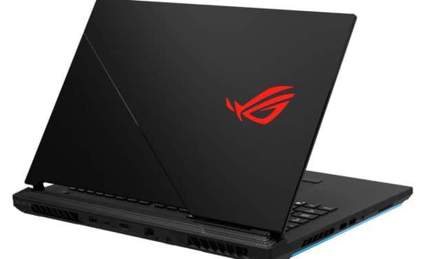 """Asus Strix Scar 17 G732LXS-HG066T, PC portable 17"""" 300Hz gamer puissant créateur RTX 2080 Super Core i9 (2899€)"""