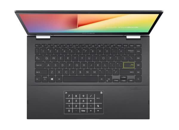 Asus VivoBook Flip 14 TP470EA-EC008T