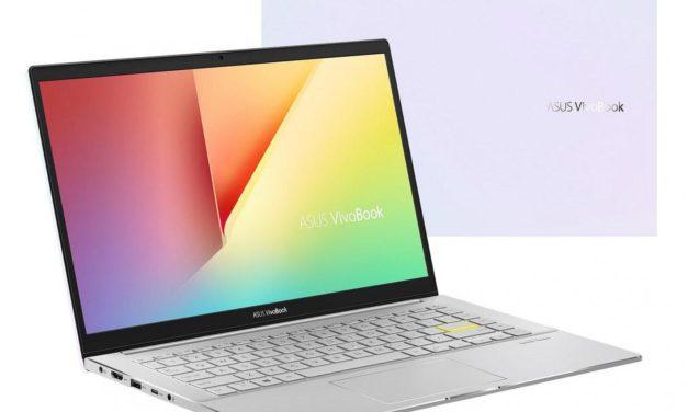 Asus Vivobook S413IA-EK571T, ultrabook 14 pouces performant, rapide et pas cher pour le multimédia (549€)