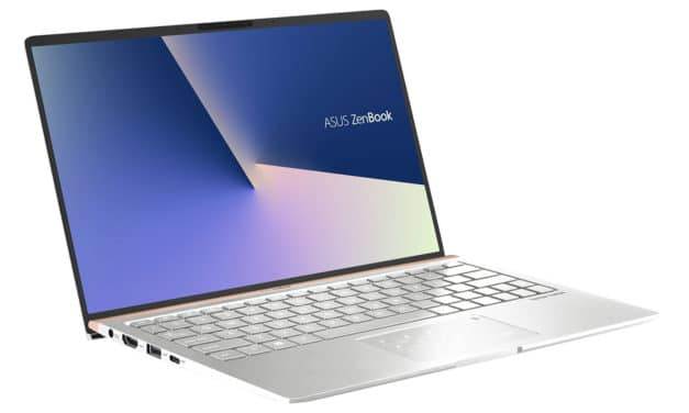 """<span class=""""promo"""">Promo 849€</span> Asus ZenBook 13 UX334FA-A3109T, Ultrabook 13"""" aluminium argent rapide fin et léger 10h avec NumberPad"""