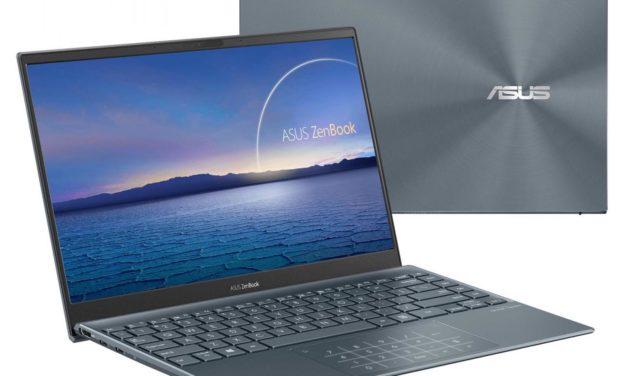 """Asus Zenbook UX325EA-EG041T, ultrabook 13"""" léger et robuste, 13h d'autonomie, Iris Xe et NumPad (1079€)"""