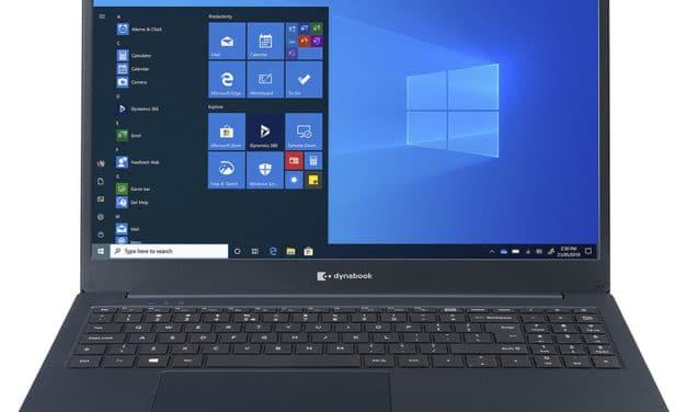 """Dynabook Satellite Pro C50-H-103, Ultrabook 15"""" fin léger et rapide avec SSD sous Windows 10 Pro 8h (654€)"""