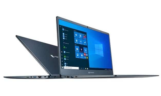 """Dynabook Satellite Pro C40-H et C50-H, Ultrabooks 14"""" et 15"""" sous Intel Ice Lake pour les Pro, 9h"""