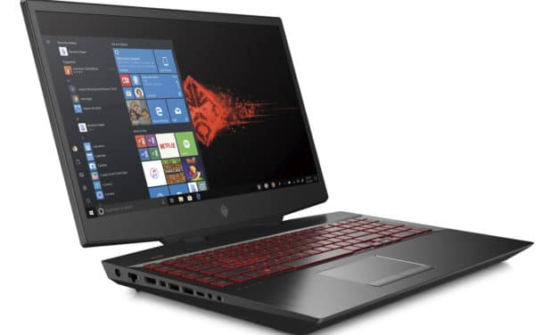 "HP Omen 17-cb1099nf, PC portable 17"" 144Hz gamer RTX 2070 Super créateur RAM 32 Go TB3 (1999€)"