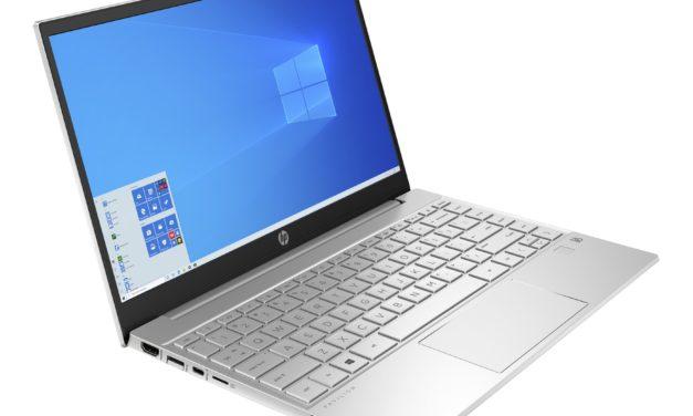HP Pavilion 13-bb0013nf, ultrabook 13 pouces multimédia léger et rapide (664€)