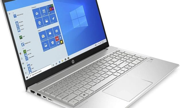 "HP Pavilion 15-eg0027nf, Ultrabook 15"" argent polyvalent Tiger Lake Iris Xe SSD 1 To Wi-Fi ax (1029€)"