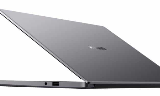 Huawei Matebook D 14 2020, pack ultrabook 14 pouces élégant avec souris et Microsoft365 (599€)