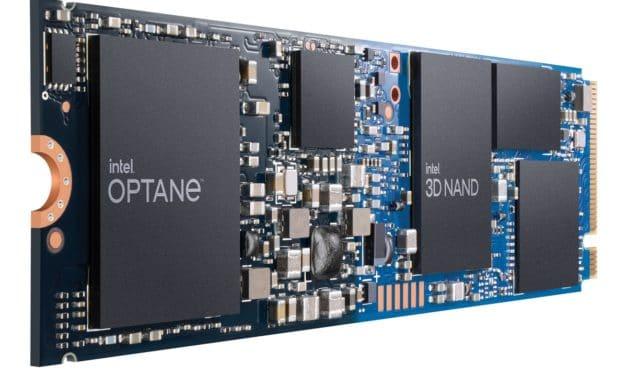 """<span class=""""tagtitre"""">Intel - </span>nouveaux SSD 670p et module d'accélération Optane Memory H20 pour PC portables"""