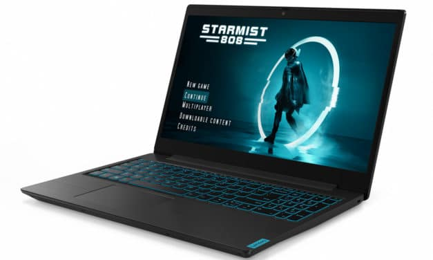 "Lenovo IdeaPad Gaming L340-15IRH (81LK018XFR), PC portable 15"" créateur gamer GTX 1650 gros stockage 1.2 To (759€)"
