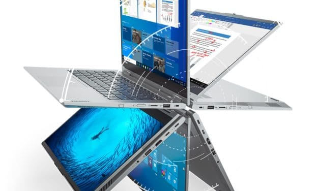 "Lenovo ThinkBook 14s Yoga ITL, Ultrabook 2-en-1 de 14"" tactile > Tablette aluminium sous Tiger Lake Iris Xe, TB4 et Wi-Fi ax"