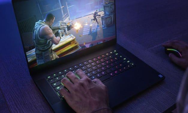 Razer Blade 15 Base Edition, Ultrabook gamer 15 pouces 120Hz ou  144Hz Comet Lake-H et NVIDIA Turing