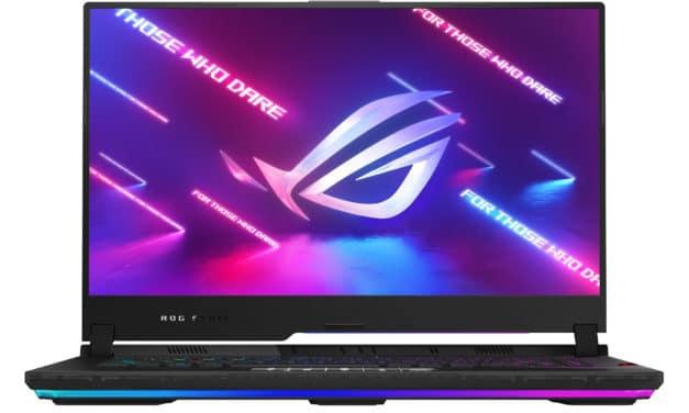 """<span class=""""tagtitre"""">CES 2021 - </span>Asus compacte ses ROG Strix Scar 15 et Scar 17 (360Hz) et met à jour son ROG Zephyrus Duo avec ScreenPad Plus"""