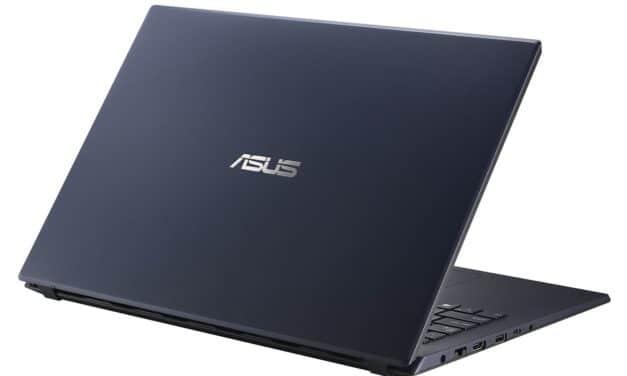 Asus FX571GT-BQ397T, PC portable polyvalent 15 pouces sobre avec GTX (829€)