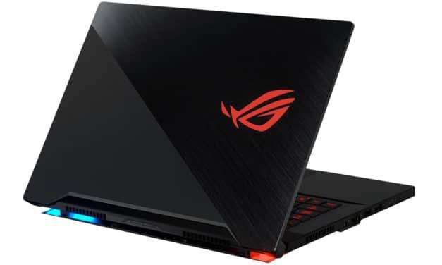 """<span class=""""promo"""">Promo 2999€</span> Asus ROG Zephyrus S15 GX532LXS-39T, Ultrabook 15"""" 300Hz gamer créateur puissant fin léger RTX 2080 Super"""