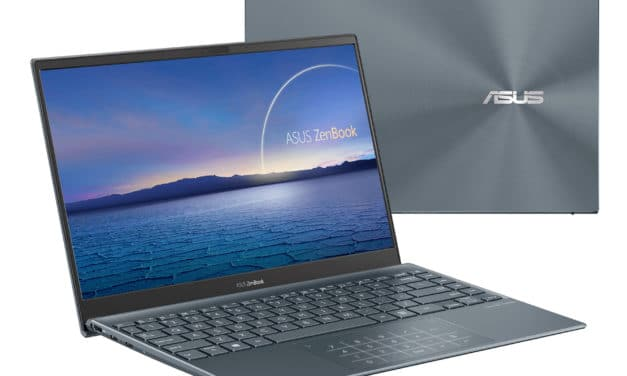"Asus Zenbook UX325EA-EG065T, Ultrabook 13"" polyvalent léger fin et rapide 13h Tiger Lake Iris Xe SSD 1 To NumPad (1329€)"