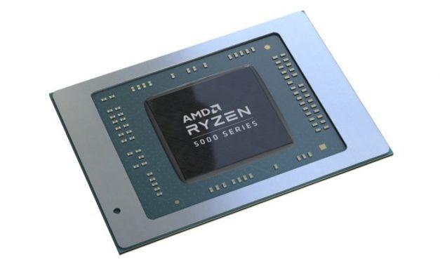"""<span class=""""tagtitre"""">CES 2021 - </span>AMD Ryzen 5000H et 5000U, nouveaux processeurs 7nm Cezanne et Lucienne pour PC portables gamer et Ultrabooks"""