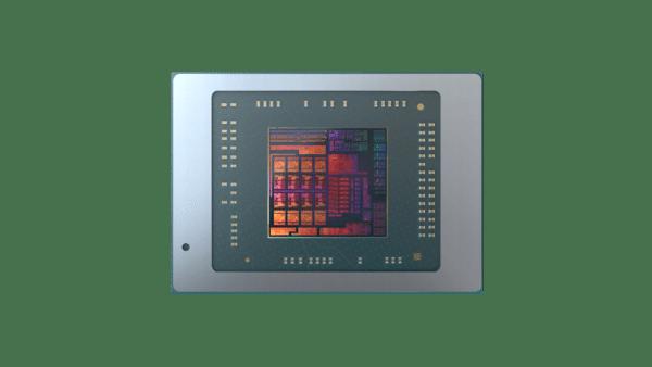 CES 2021 AMD Ryzen 5000 puce