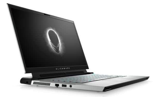 """<span class=""""tagtitre"""">CES 2021 - </span>Alienware m15 et m17 R4, PC portables gamer 15"""" et 17"""" OLED 4K avec GeForce RTX 3000 Ampere et Thunderbolt"""