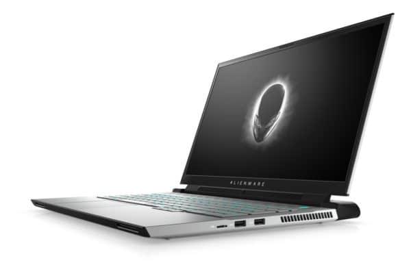 CES 2021 Alienware m17 R4