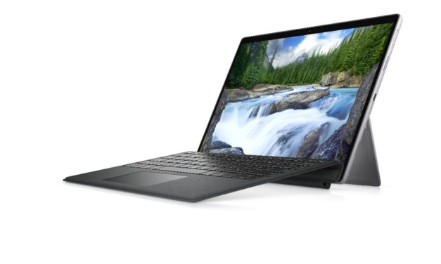 "<span class=""tagtitre"">CES 2021 - </span>Dell Latitude 13 7320 Détachable 2-en-1, Ultrabook 13"" 3:2 tactile Tablette Tiger Lake vPro Iris Xe SSD 4G TB4"