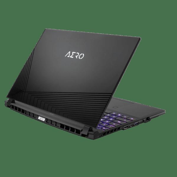 CES 2021 Gigabyte Aero 15 GeForce RTX 3000 Ampere