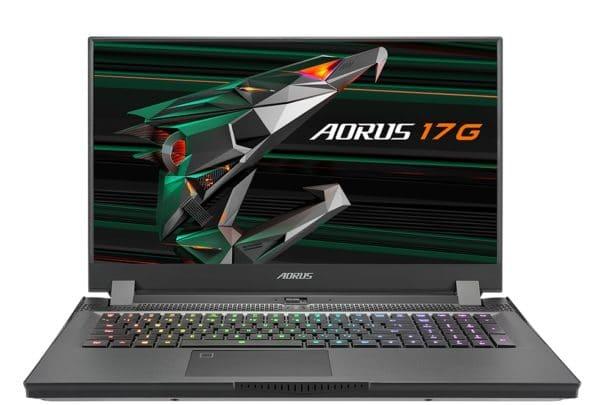 CES 2021 Gigabyte Aorus 17G