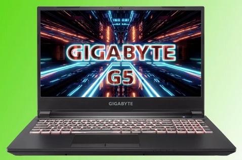 CES 2021 Gigabyte G5 Tiger Lake-H GeForce RTX 3000 Ampere