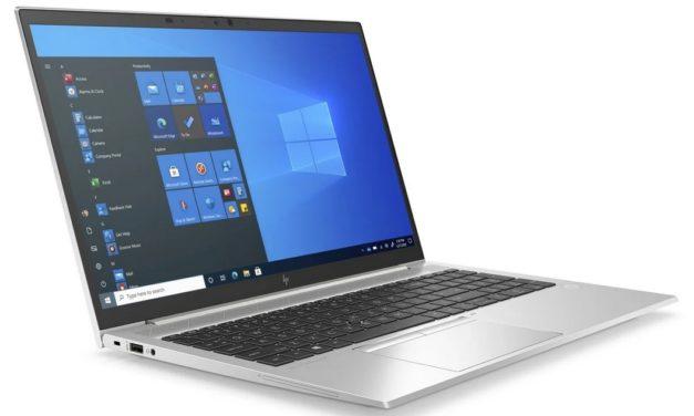 """<span class=""""tagtitre"""">CES 2021 - </span>HP EliteBook 840/850 G8 de 14"""" et 15"""", Ultrabooks Tiger Lake Iris Xe et GeForce MX450 avec 5G ou 4G, Thunderbolt 4 et Wi-Fi ax"""