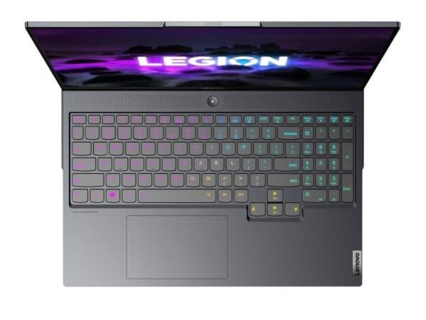 CES 2021 Lenovo Legion 7 16ACH-06