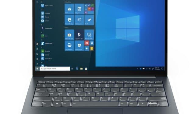 "<span class=""tagtitre"">CES 2021 - </span>Lenovo ThinkBook 13x ITL, Ultrabook 13"" WQXGA sobre avec Tiger Lake Iris Xe, autonomie 15 heures"