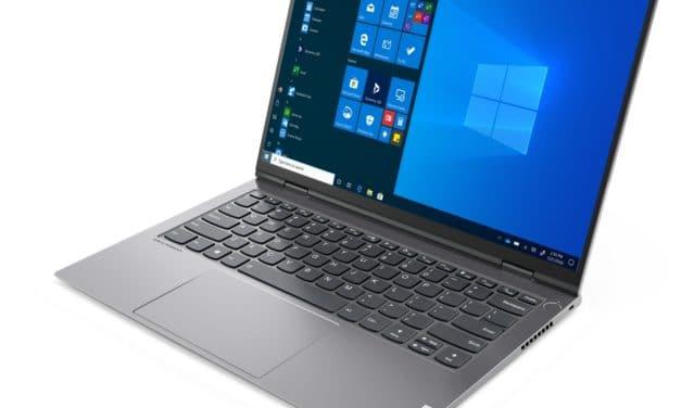 """<span class=""""tagtitre"""">CES 2021 - </span>Lenovo ThinkBook 14p Gen2 et ThinkBook 16p Gen2, PC portables 14 et 16 pouces OLED avec AMD Cezanne Ryzen 9 GeForce RTX 3000 Ampere fins et légers"""