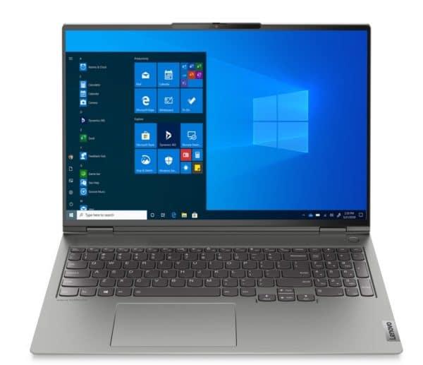 CES 2021 Lenovo ThinkBook 16p Gen2 ACH