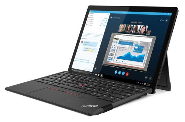 CES 2021 Lenovo ThinkPad X12 Detachable