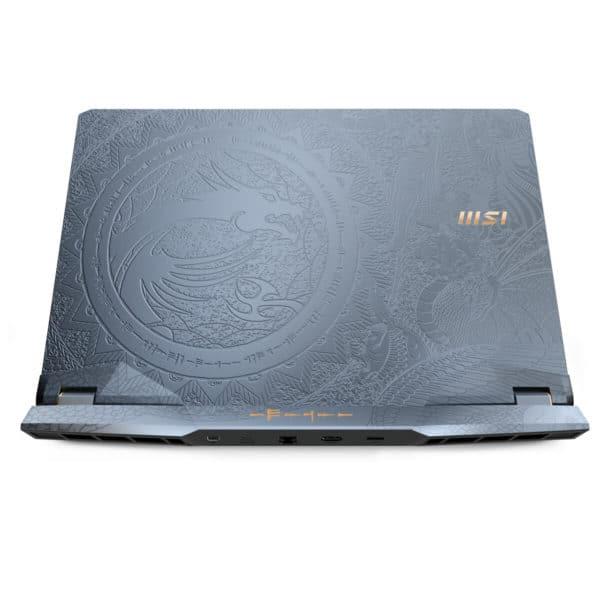 CES 2021 MSI GE76 10U Raider Dragon Edition Tiamat