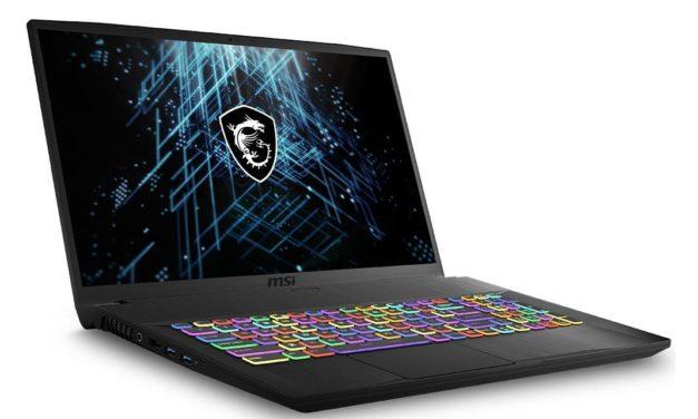 """<span class=""""tagtitre"""">CES 2021 - </span>MSI GS66 Stealth et MSI GF65 et GF75 Thin, Ultrabooks gamer 15"""" et 17"""" fins et légers avec GeForce RTX 3000 NVIDIA Ampere"""