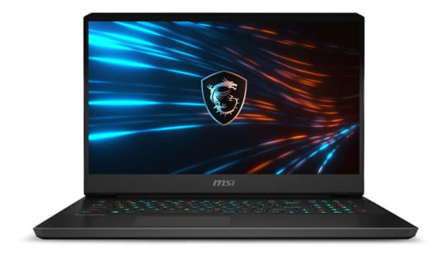 """<span class=""""tagtitre"""">CES 2021 - </span>MSI GE66 et GE76 (Dragon) Raider, GP66 et GP76 Leopard, PC portables gamer avec GeForce RTX 3000 Ampere"""