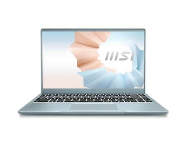 CES 2021 MSI Modern 14 B11