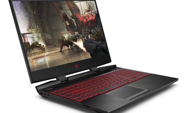 HP Omen 15-dc1044nf, PC gamer 15 pouces pour le jeu avancé et la polyvalence (999€)