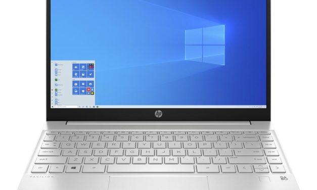 """<span class=""""promo"""">Promo 748€</span> HP Pavilion 13-bb0017nf, ultrabook 13 pouces léger et rapide pour le multimédia avec Iris Xe"""