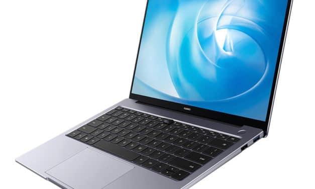"""<span class=""""promo-best"""">Promo 699€</span> Huawei Matebook 14 2020, ultrabook 14 pouces 2K léger et productif avec bonne autonomie"""