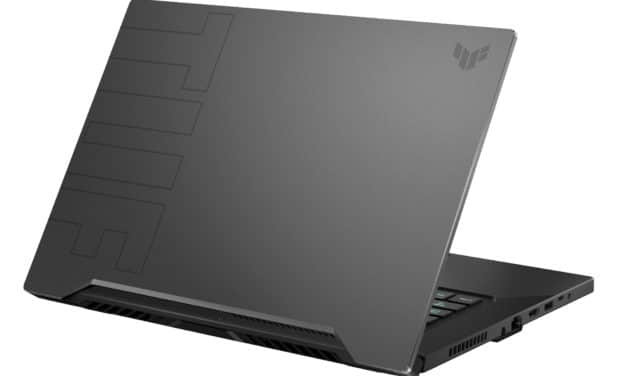 "<span class=""nouveau"">Nouveau 2299€</span> Asus TUF Dash F15 TUF516PR-AZ019T, Ultrabook 15"" 240Hz gamer léger 14h performant RTX 3070 Tiger Lake-H"