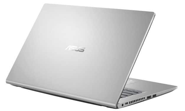 """Asus Vivobook R415JA-EB458T, Ultrabook 14"""" argent polyvalent fin rapide et léger avec SSD 512 Go (749€)"""