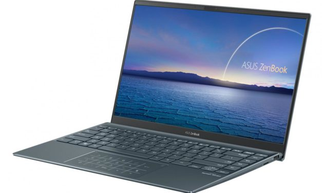 Asus Zenbook UX425EA-HA191T, ultrabook 14 pouces WQHD léger et élégant avec Iris Xe et 32 Go RAM (1669€)