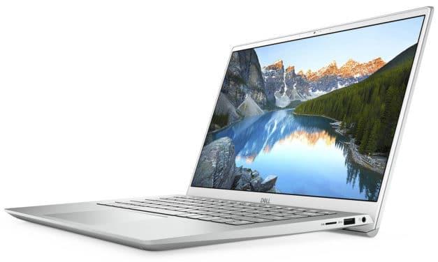 """<span class=""""promo"""">Promo 699€</span> Dell Inspiron 14 5405, ultrabook 14 pouces productif avec Hexa Core"""