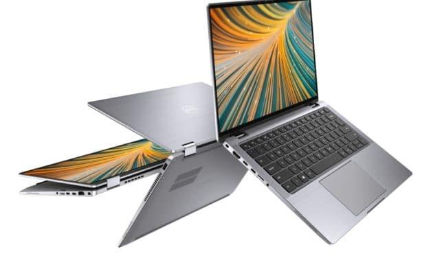 """Dell Latitude 9420, Ultrabook (2-en-1) 14"""" (tactile > Tablette) polyvalent Tiger Lake Iris Xe pour les Pro avec 5G et TB4"""