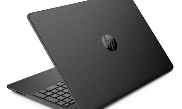 HP 15s-eq1049nf, 15 pouces pas cher pour bureautique basique (289€)