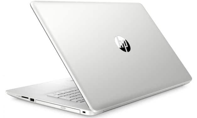 """<span class=""""promo"""">Promo 690€</span> HP 17-by3043nf, PC portable 17 pouces élégant et productif avec graveur DVD"""