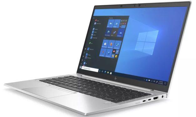 """HP EliteBook 835 845 855 G8, nouveaux PC portables 13"""", 14"""" et 15"""" Pro AMD Cezanne 5G fins et légers"""