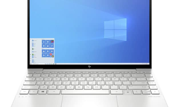 HP Envy 13-ba1005nf, ultrabook 13 pouces polyvalent et rapide avec MX450 (1069€)